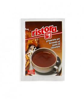 Ristora Bustine monodose di cioccolato denso