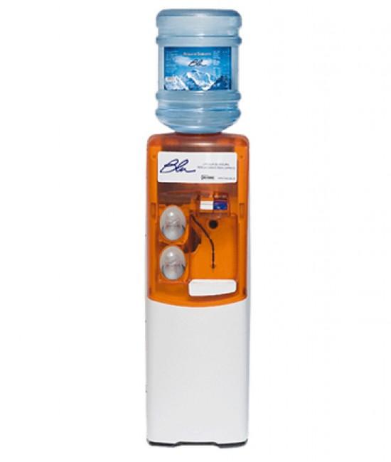 Distributore acqua Emax colore Arancio