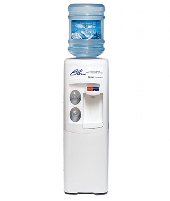 Distributore acqua Emax colore bianco