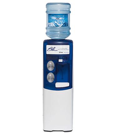 Distributore acqua Emax colore blu