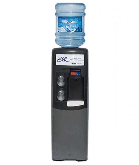 Distributore acqua Emax colore nero